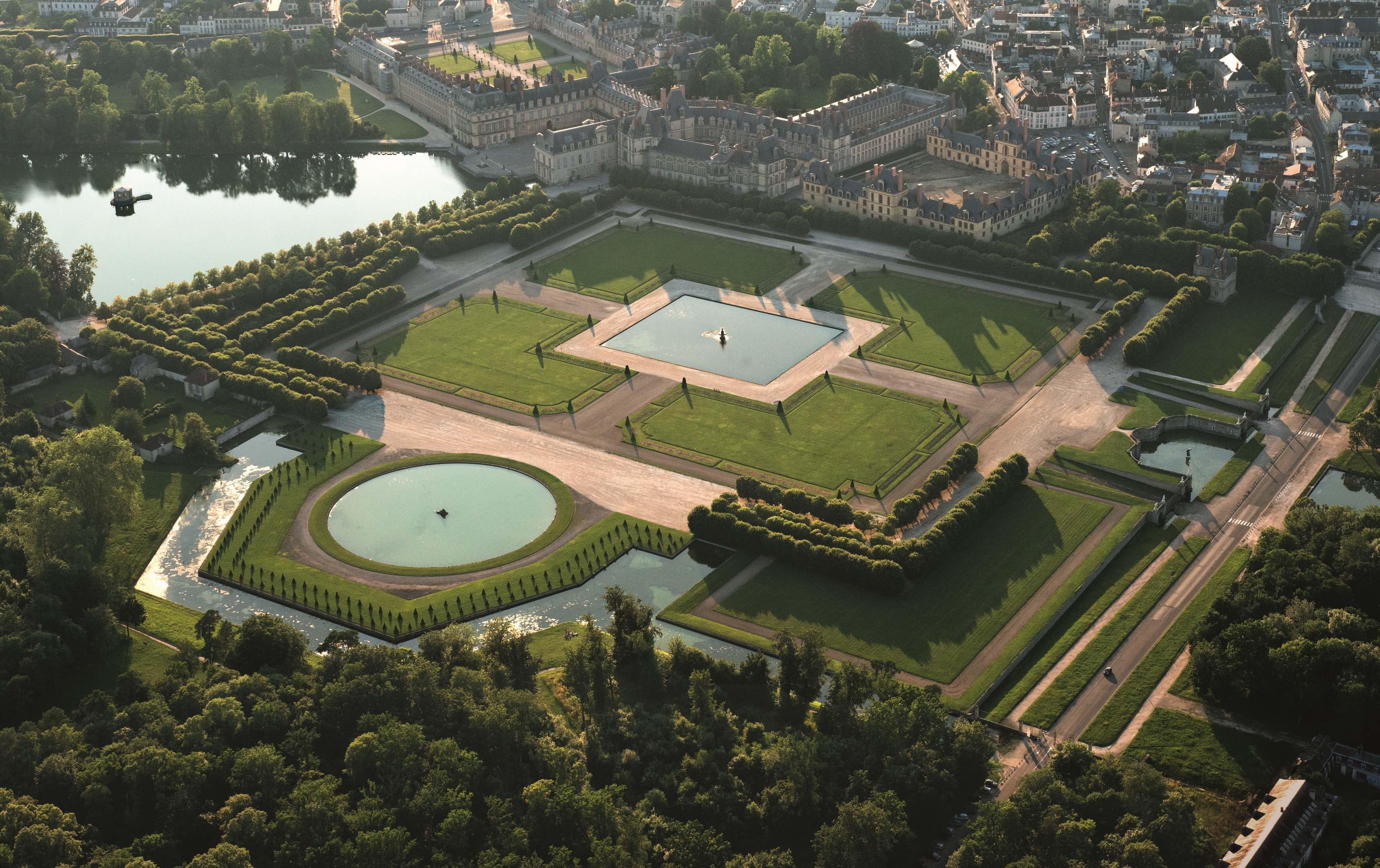 Le Château de Fontainebleau entre au Comité Colbert (77)