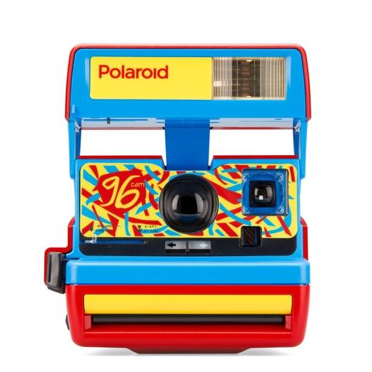 Polaroid Originals lance le 96 Cam