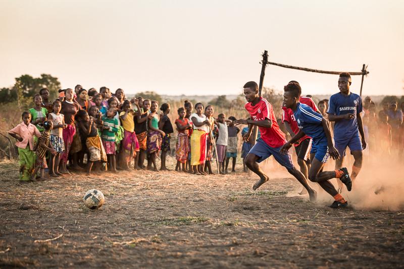 Football Dreams «  La coupe du monde des anonymes »