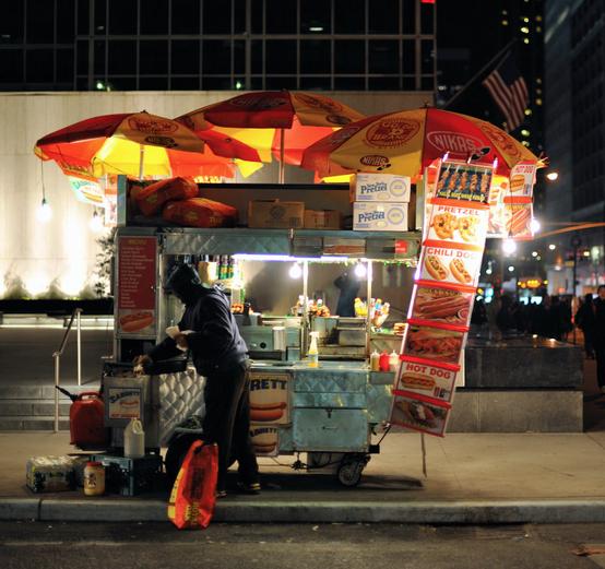 Appel à Candidatures pour le Festival Cuisines de rue (75)
