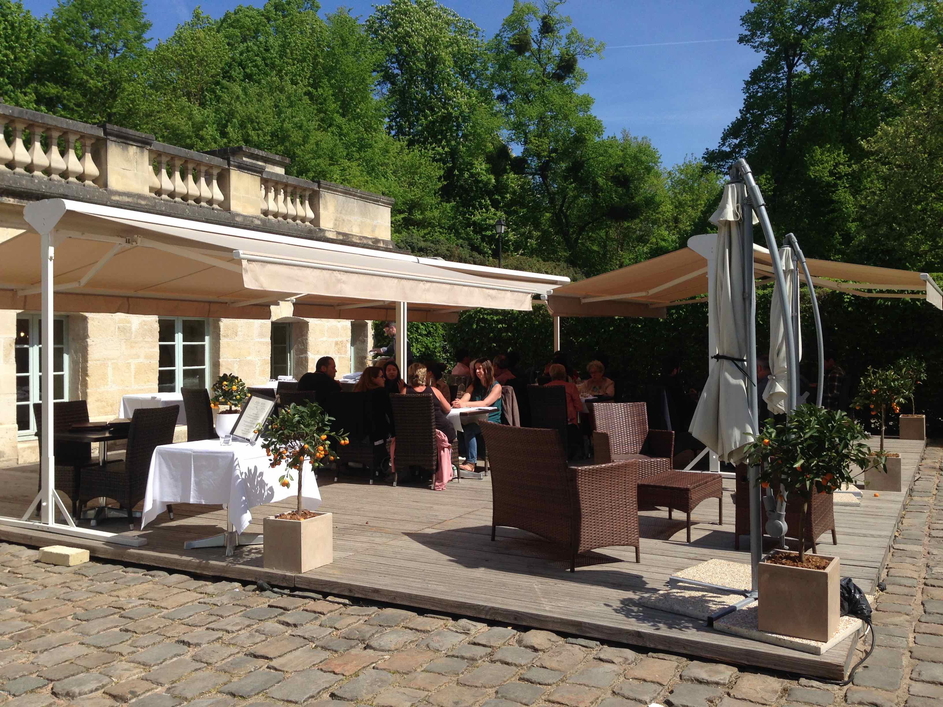 A 32 km de Paris – Pause gastronomique au restaurant Le Nymphée du Château d'Auvers-sur-Oise (95)