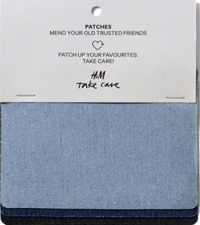 H&M : Take Care Le Corner qui prend soin de nos vêtements