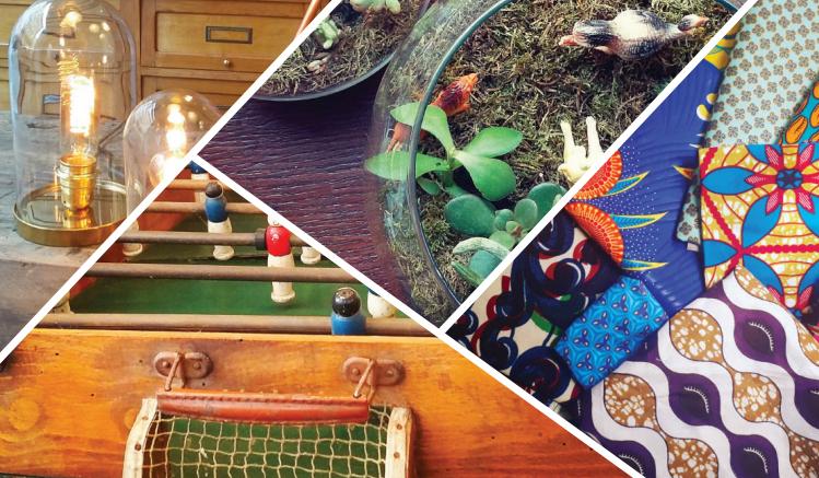 Tous les samedis à partir de mi-novembre : la boudeuse organise des Ateliers DIY de déco pour Noël (75)