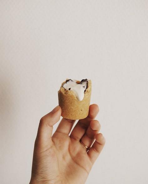 Les Petites Françaises, 1ère marque de tasses comestibles