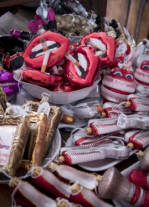 Astier de Villatte ouvre deux boutiques éphémères de décoration de Noël à Paris (75)