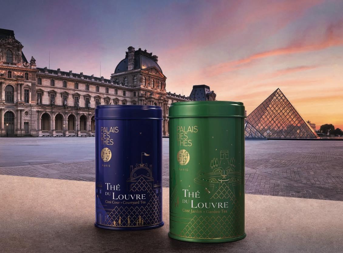 Le Louvre crée deux thés à son image (75)