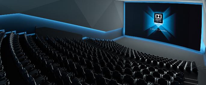 La 1ère salle Dolby Cinéma de Paris a ouvert au Pathé Beaugrenelle (75)