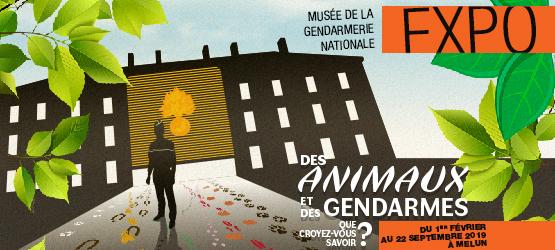 Les Ateliers d'été au Musée de la Gendarmerie nationale à Melun (77)