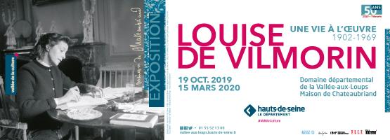 Une vie à l'œuvre Louise de Vilmorin à la Maison de Chateaubriand (92)