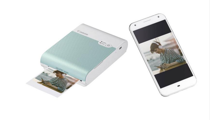 Canon lance une imprimante de poche portable