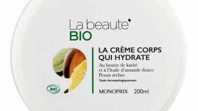 Monoprix lance sa nouvelle gamme Corps La Beauté Bio