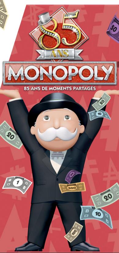 Monopoly souffle ses 85 bougies au BHV (75)