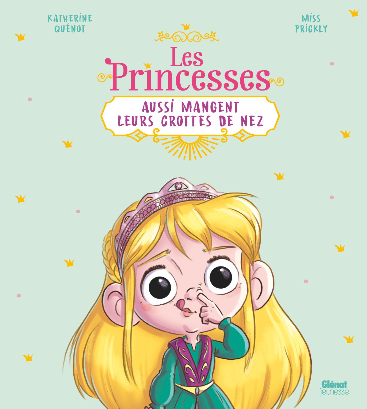 Glénat Jeunesse édite une Nouvelle Collection/ Les princesses et les princes aussi…