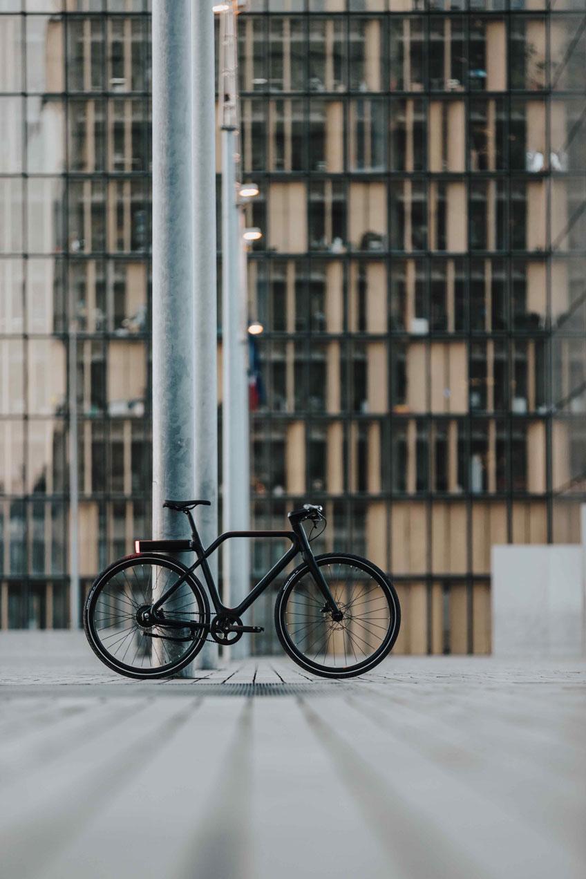 Angell, la Rolls des vélos électriques