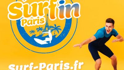 Surfin Paris, la nouvelle vague de surf en plein Paris !