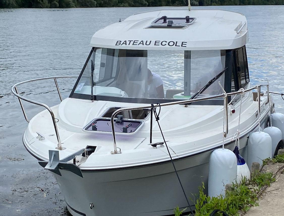 Passer son permis bateau sur la Seine ? Oui, c'est possible à Montesson (78)