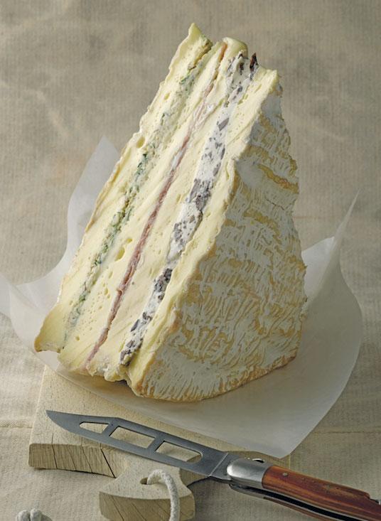 Le Brie de Meaux Saint-Faron roi des fromages de l'entrée au dessert ! (77)
