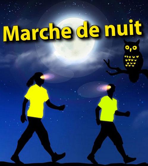 Les marches nocturnes de Meaux (77)