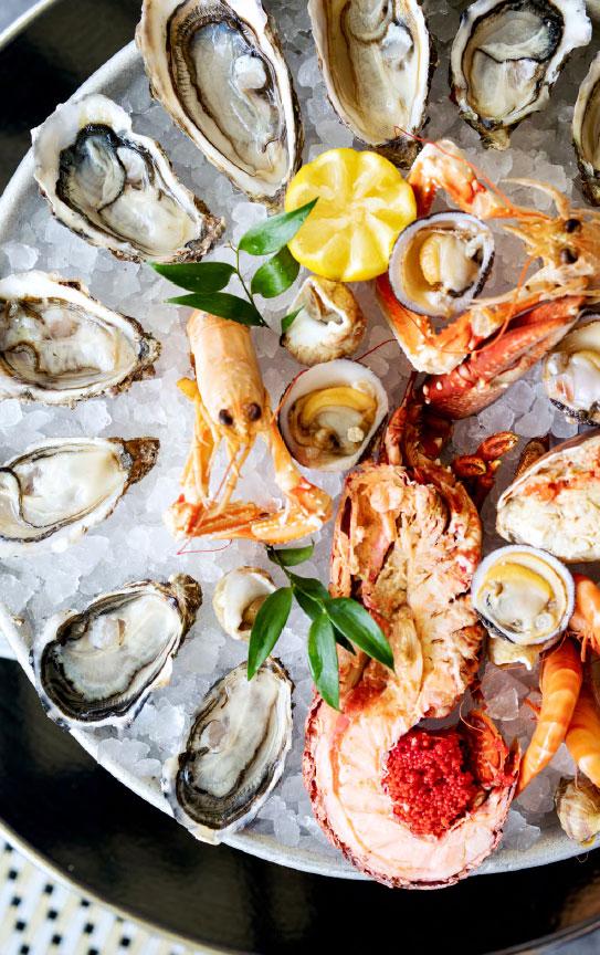 La Coupole et La Lorraine livrent leurs plateaux de fruits de mer dans tout Paris (75)