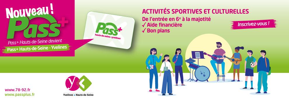 Le PASSPLUS Hauts-de-Seine -Yvelines prend un nouvel essor (92/78)