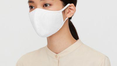 Le masque « Respirant » AIRISM d'Uniqlo prit d'assaut