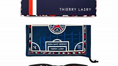 Le Paris Saint-Germain a ses lunettes !