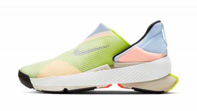 « Go FlyEase » la basket Nike du futur qui s'enfile sans les mains !