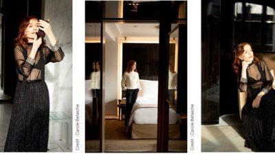 La Suite Parisienne by Isabelle Huppert à l'Hôtel Lutetia (75)