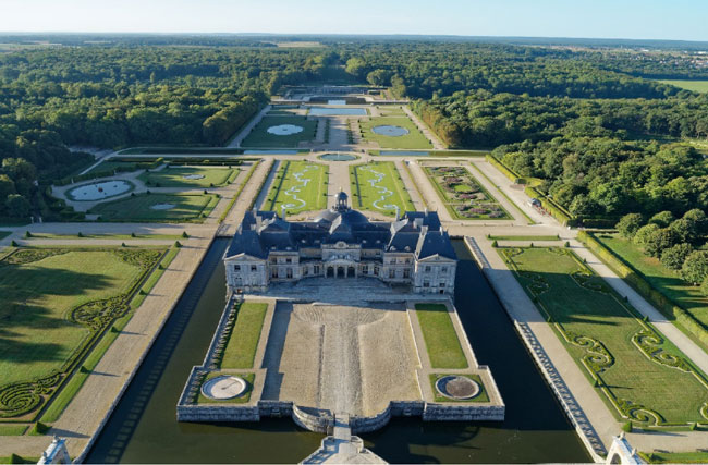 Dès le 8 mai 2021/ Le Château de Vaux-de-Vicomte rouvre son jardin (77)
