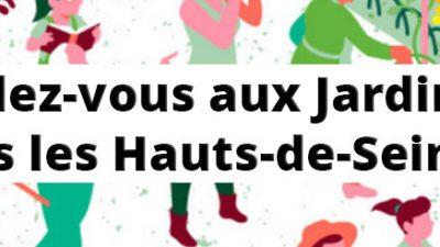 Du 4 au 6 juin / Rendez-vous aux Jardins dans les Hauts-de-Seine (92)