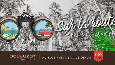 Optique > Le TOP des montures d'automne by Balouzat Opticiens