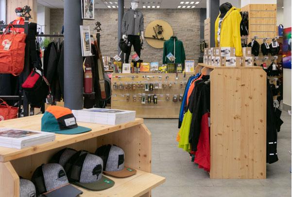 Nouvelle boutique « Au vieux Campeur »  destinée à l'accessoire du cycle (75)